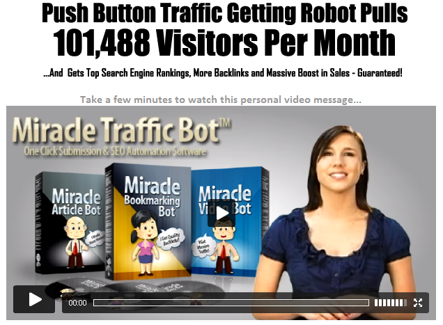 Miracle Traffic Bot