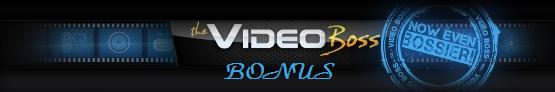 Video Boss 2 Bonus Banner